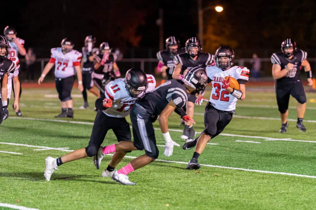 Charleroi Cougars Football 10.23.2020