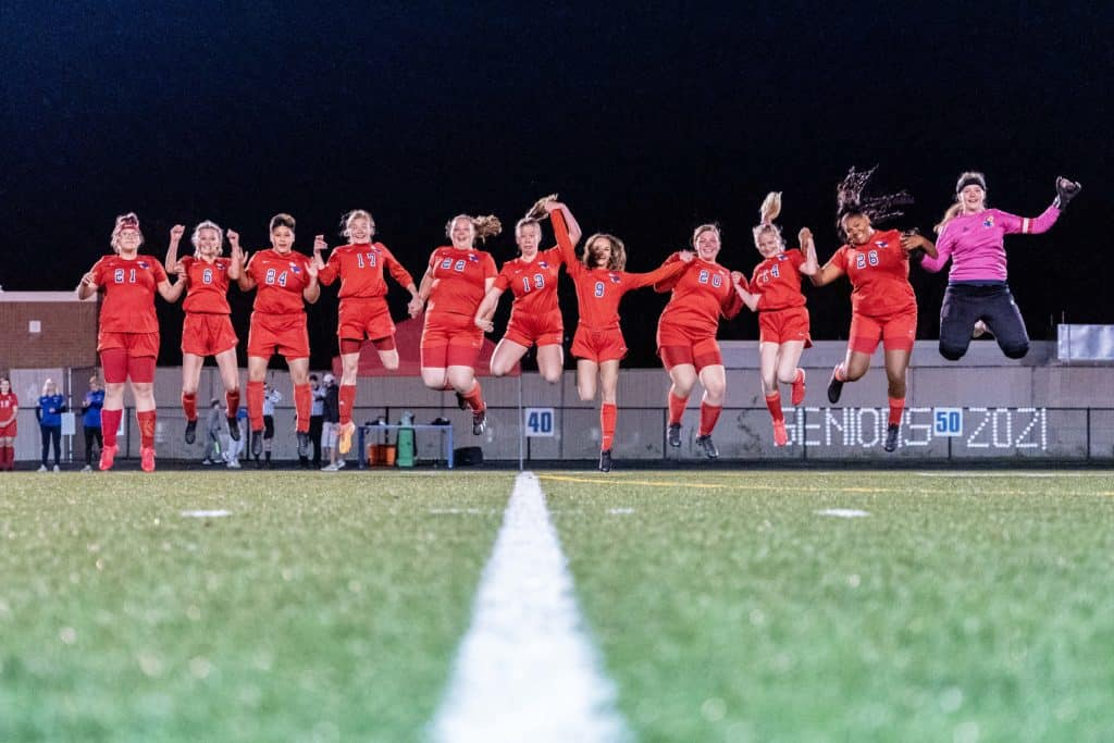 2020 Jeannette Ladies Soccer