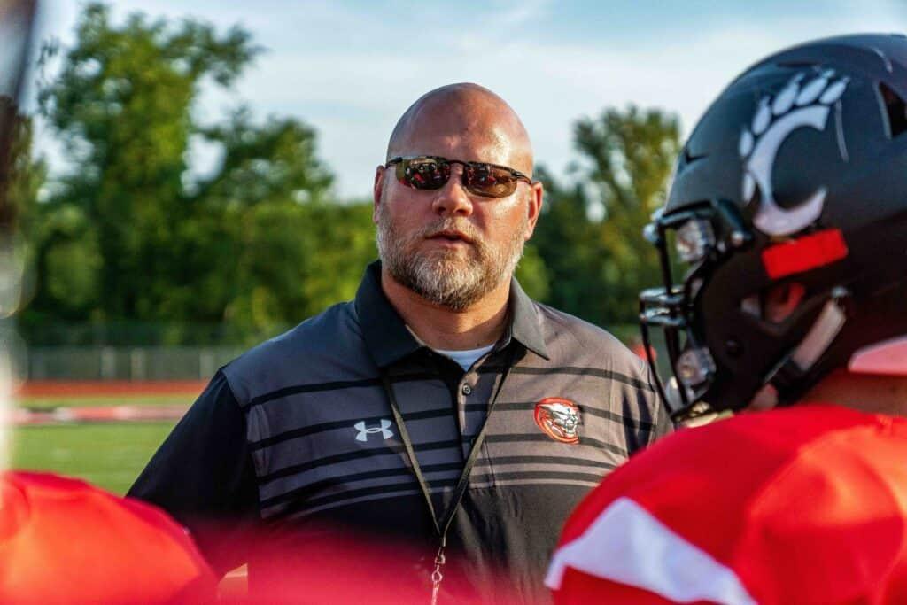 Coach Lance Getsy